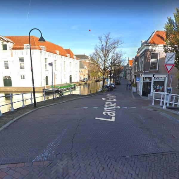 Hoogbrug tussen Zuidwal en Lange Geer volledig afgesloten
