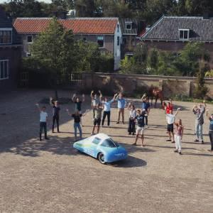 Studenten TU Delft winnen Nederlandse waterstofrace