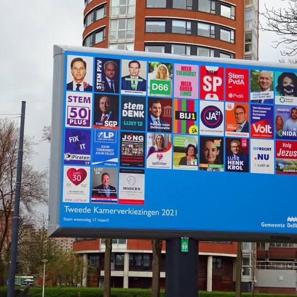 Twaalf Delftenaren willen de Tweede Kamer in