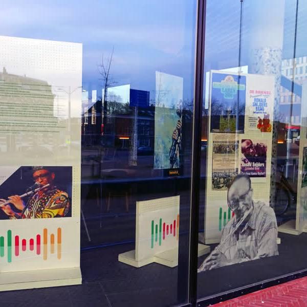 Ronald Snijders viert verjaardag met expositie
