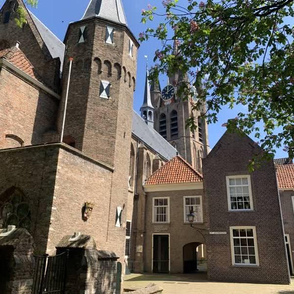 Particuliere schenking van € 10 miljoen voor verbouwing Museum Prinsenhof Delft