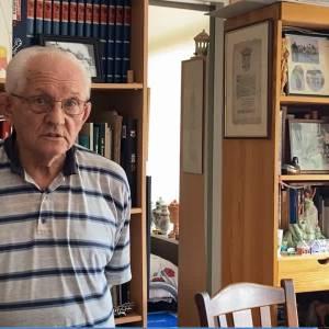 VIDEO: 92-jarige Henk ziet 'zijn' Delftse Post verdwijnen: 'Ik vind het verschrikkelijk'