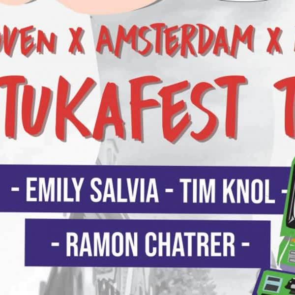 Stukafest Delft komt via het scherm de (studenten)kamer binnen