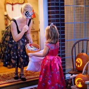 Halloween gaat ondanks corona gewoon door