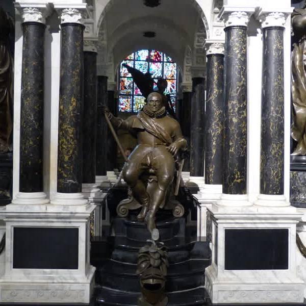 De koninklijke grafkelder in de Nieuwe Kerk wordt uitgebreid