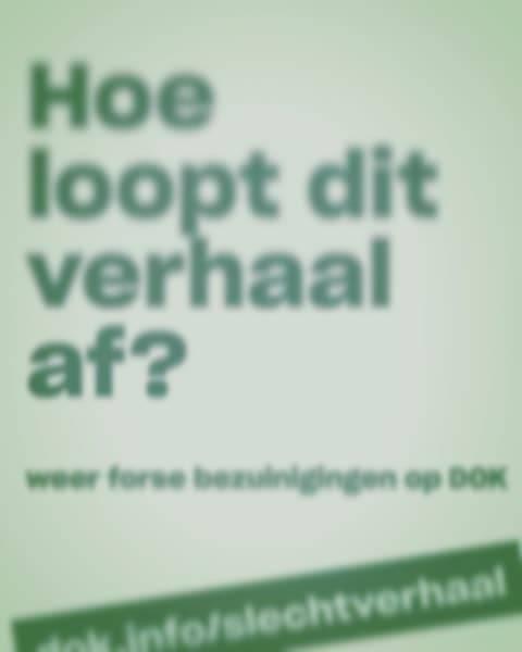 Flinke bezuinigingen in Delftse cultuursector: DOK voert actie en zo denken de politieke partijen
