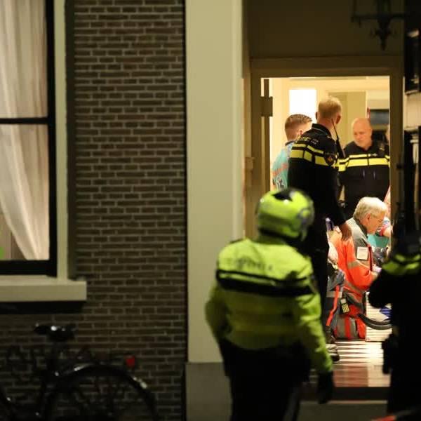 Man zwaargewond bij steekpartij Koornmarkt, verdachte aangehouden