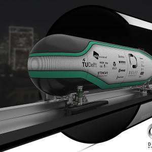 Reizen met duizend kilometer per uur: De Hyperloop is de (Delftse)hogesnelheidstrein van de toekomst