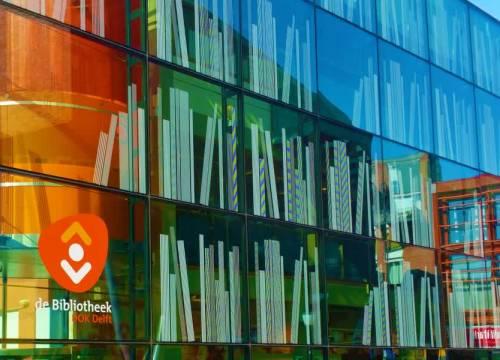 Bibliotheek DOK bezorgt nu ook boeken bij Delftenaren thuis