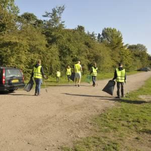 Delftenaren zien uit naar de vele afval-opruimacties deze week