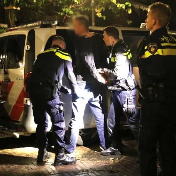 Vrouw gewond na zware mishandeling aan de Van Embdenstraat in Delft