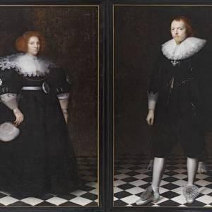 Lezing over bijzondere monumentale portretten in museum Prinsenhof