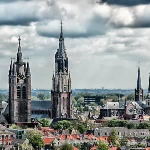 Gevolgen lockdown voor Delft besproken in commissievergadering, nog niets over Prinsenhof