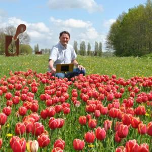Rotaryclub Delft koopt duizenden tulpen tegen polio