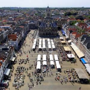 Delftse raad stemt over extra coronasteun ondernemers