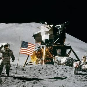 Delftse student wil ijs maken op de maan