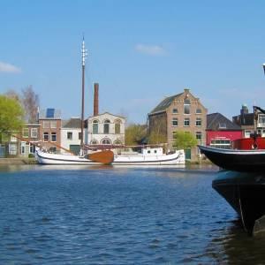 De havens lopen deze zomer ook in Delft vol