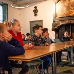 Museum Prinsenhof Delft start nieuwe collegereeks MuseumJeugdUniversiteit