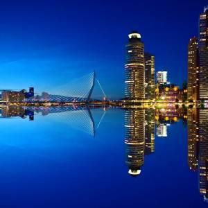 Rotterdam haven moet toekomstbestendig worden gemaakt de TU Delft werkt mee