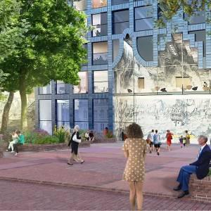 Houttuinen Delft wordt groen met dit winnend ontwerp
