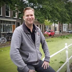 VVD-fractievoorzitter Van Rijn: 'We moeten aan het verdienmodel van onze stad werken'