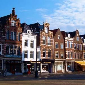 Inwonersaantal Delft iets gedaald