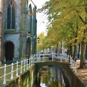 Ontdek Delft op een andere manier tijdens de Water-wandeltour