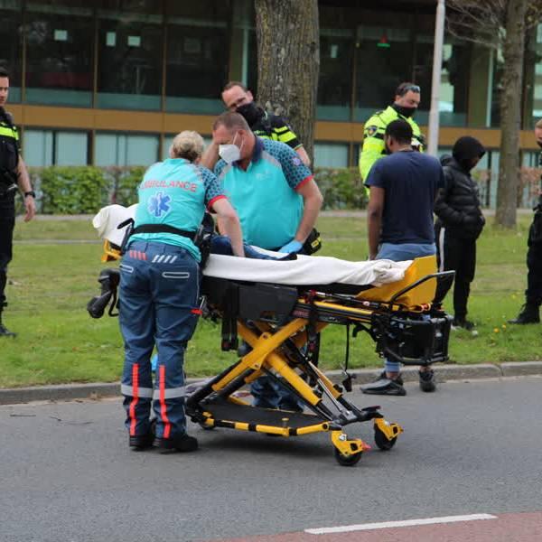 Kind aangereden door automobilist in Delft