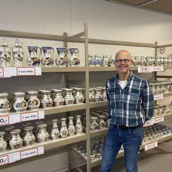 Fabriek van beroemd Delfts Blauw kan geen potten meer breken: doek valt definitief