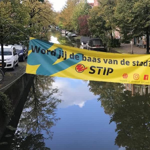 Studenten straks 'de baas' van Delft?