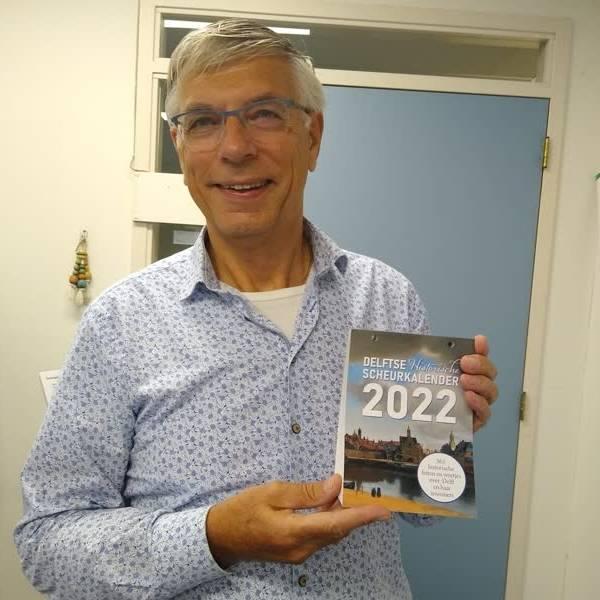 Delftse historie nu ook op scheurkalender