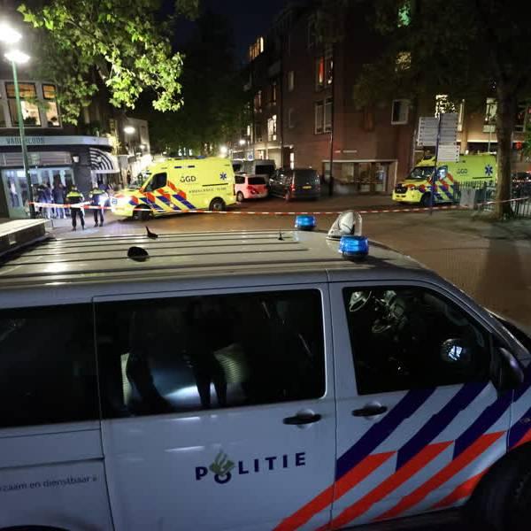 Dode bij steekpartij aan de Burgwal in Delft