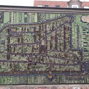 Delftse keramiekkaart winnaar Le Compteprijs 2020