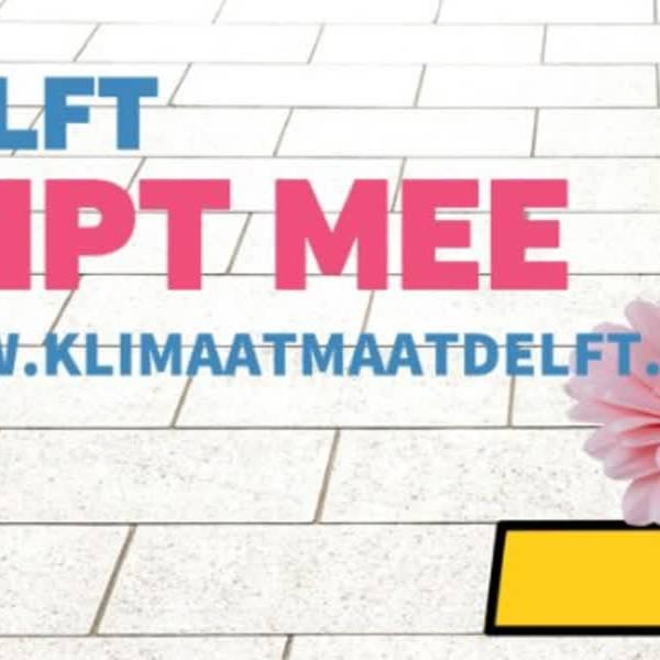 Heeft Delft straks de meest gewipte tegels van Nederland?